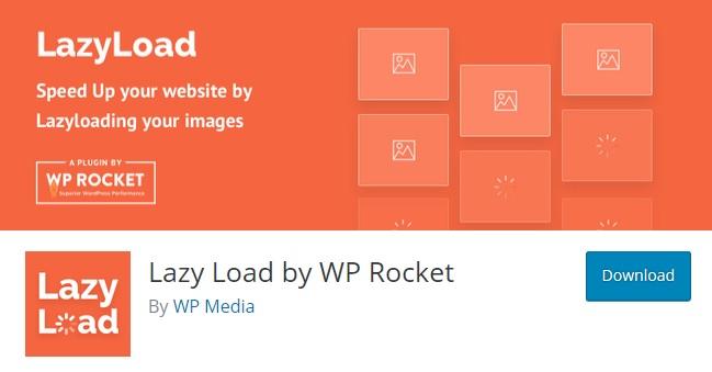 Lazy Load by WP Rocket