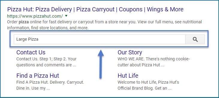 افزودن اسکیما جستجو برای نمایش فرم جستجوی سایت در نتایج گوگل